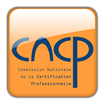 Formations reconnues RNCP